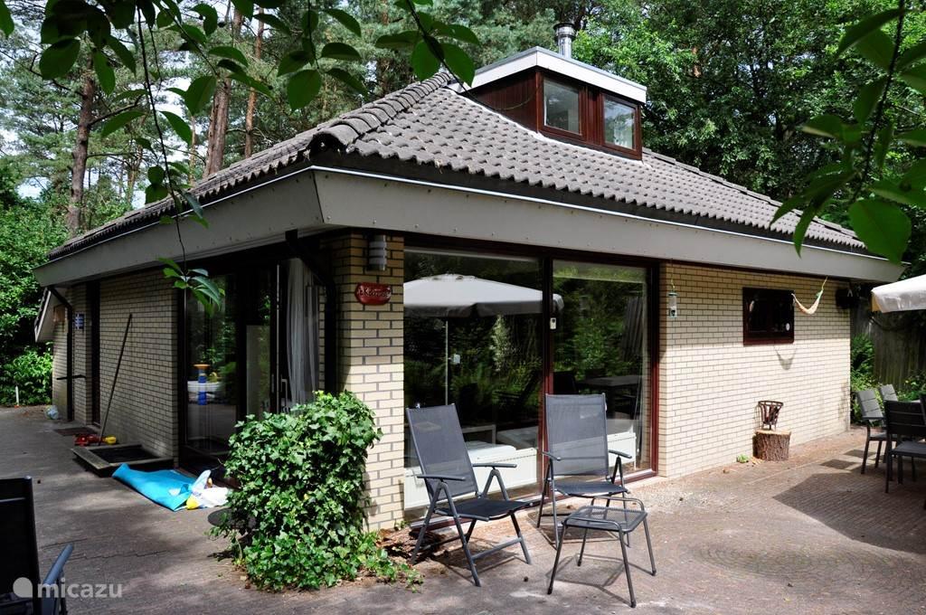 Vacation rental Netherlands, Gelderland, Nunspeet bungalow Kokke Nest
