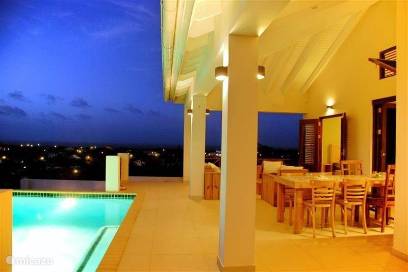 Vacation rental Curaçao, Banda Abou (West), Grote Berg Villa Villa SeruGrandi