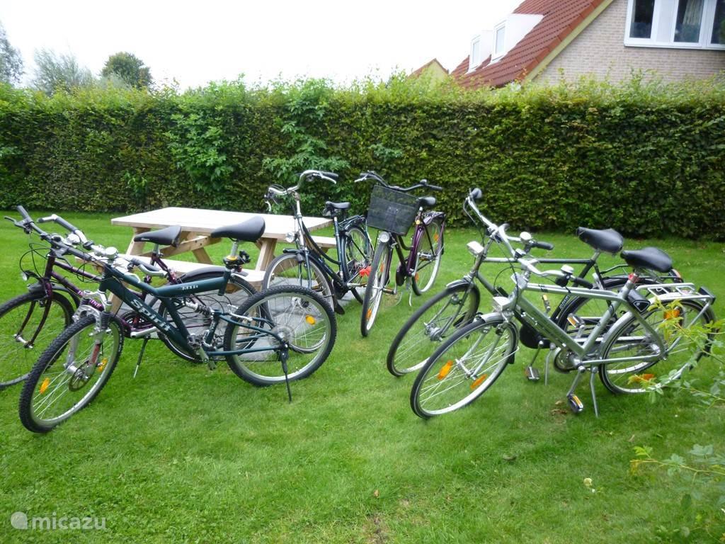 6 fietsen voor een mooie tour