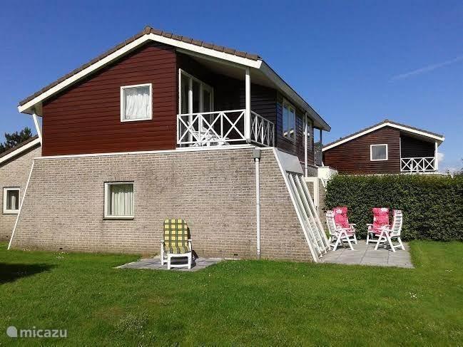 Vakantiehuis Nederland, Groningen, Vlagtwedde - vakantiehuis 7 pers. bungalow + WIFI+ 6 fietsen