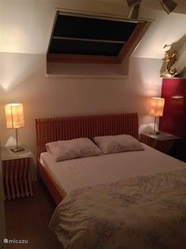 slaapkamer 2 pers. appartement