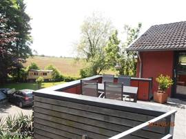 prive dakterras 2 pers. appartement