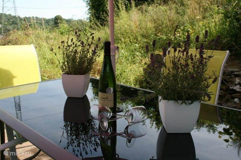 het Provence gevoel dichtbij in de Ardennen