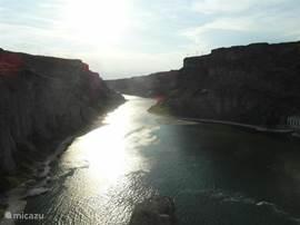 Omgeving: Snake River
