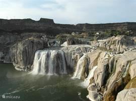 Omgeving: Shoshone Falls