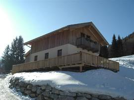Luxury detached chalet Alpendorf Dachstein West to the Dachstein West ski area