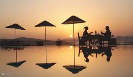 Turkse zonsondergang