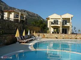Emerald Villa met zwembad