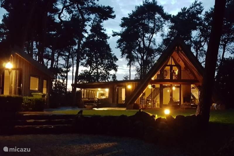 Vakantiehuis Nederland, Noord-Brabant, Herpen Vakantiehuis Bosburcht