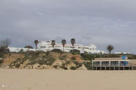 Vakantiehuis Portugal, Algarve, Alcantarilha - appartement Clube Nautilus, direct aan strand!