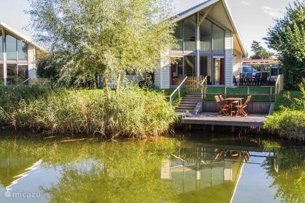 Vakantiehuis Nederland, Zeeland, Kortgene - vakantiehuis Paardekreek 66