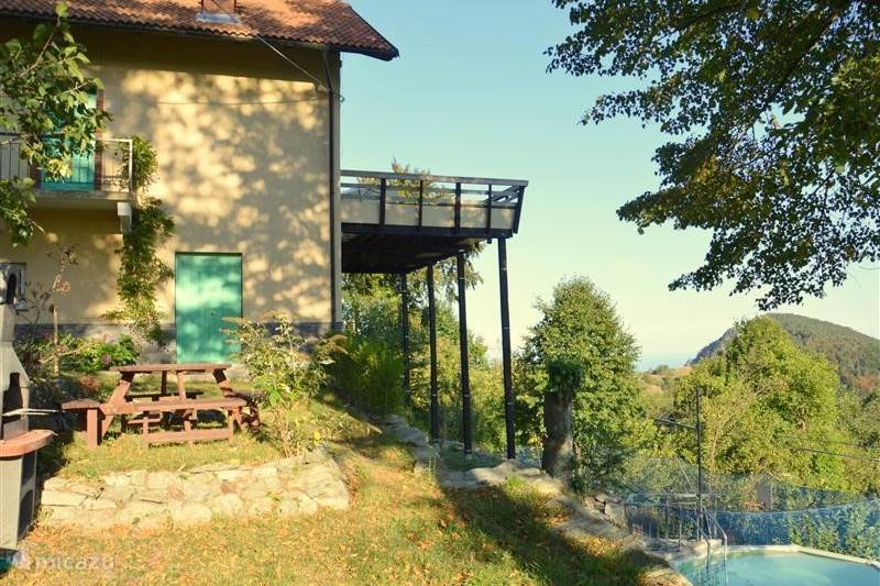Vakantiehuis Italië, Ligurië, Melogno Villa Casa Melogno