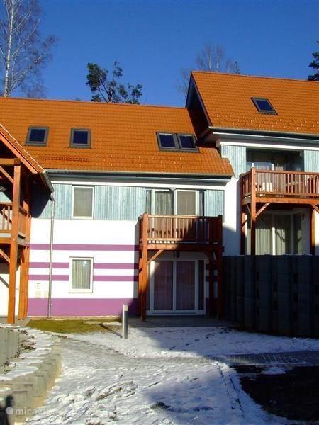 Vacation rental Czech Republic, Lipno Dam – apartment Riviera Lipno Czech Republic