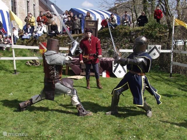 middeleeuwse feesten