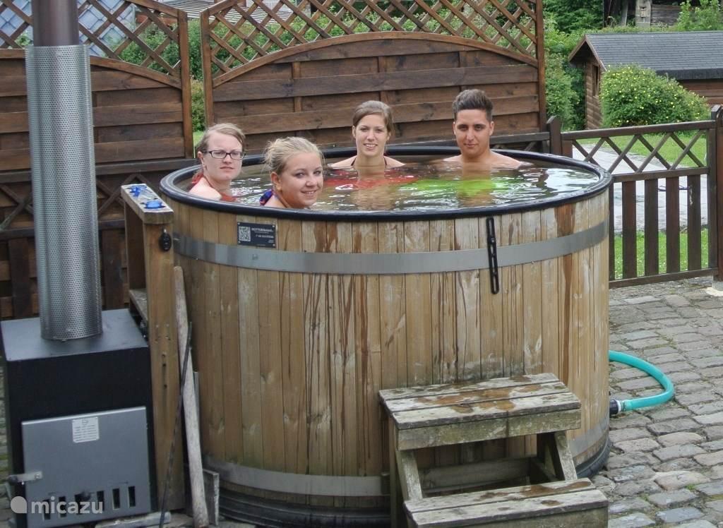 Ferienwohnung Belgien, Ardennen, Heyd Ferienhaus Au baty Haus