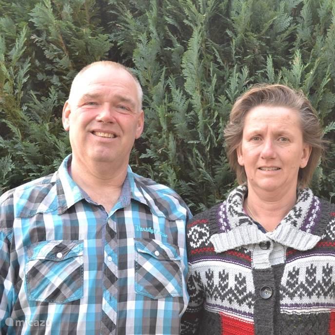 Annette en Herman Slotman
