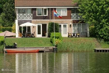 Vakantiehuis Nederland, Groningen, Vlagtwedde - vakantiehuis Emsland 6-pers (All-in prijs + WIFI)