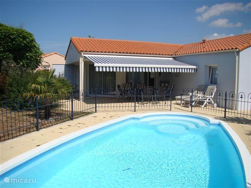 Vacation rental France, Vendee, Château-d'Olonne villa Villa Zanpa (no 142) France