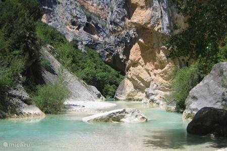 Sierra de Guara en Somontanostreek