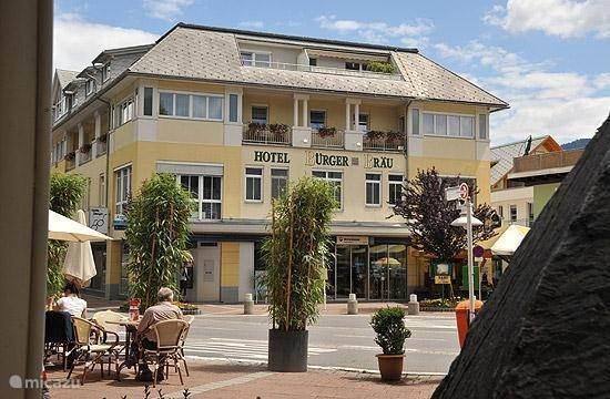 Vakantiehuis Oostenrijk, Karinthië, Hermagor-Pressegger See Appartement Sfeervol Appartement Burgerbrau