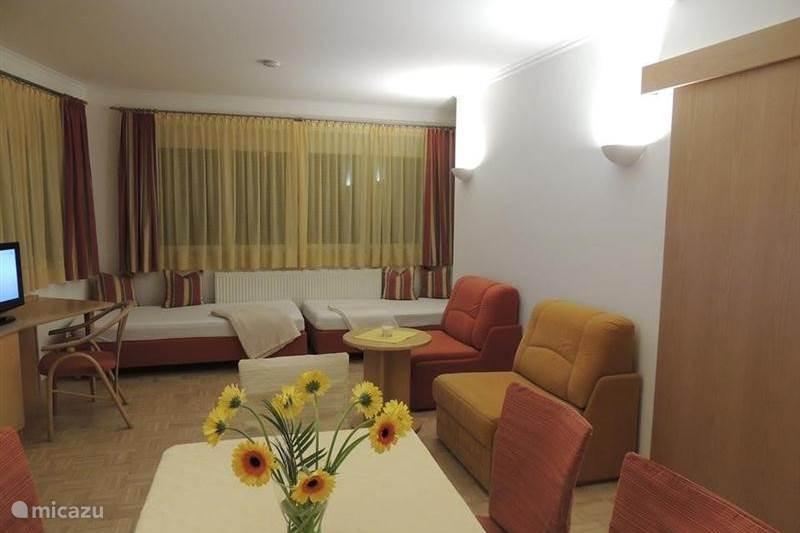 Vacation rental Austria, Carinthia, Hermagor Pressegger See Apartment Attractive apartment 'Burgerbrau'