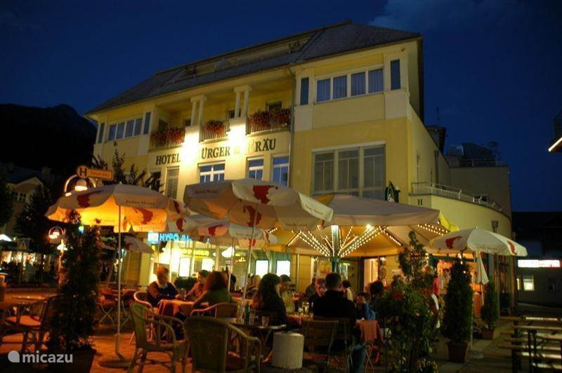 Vacation rental Austria, Carinthia, Hermagor Pressegger See Apartment Attractive apartment 'Burgerbrau'