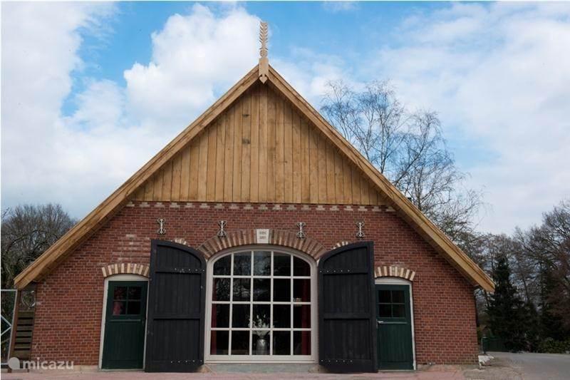 Vakantiehuis Nederland, Overijssel, Ootmarsum Vakantiehuis Vakantiewoning De Muller in Twente