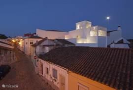 Verborgen paradijs in het eeuwen oude stadje Silves.