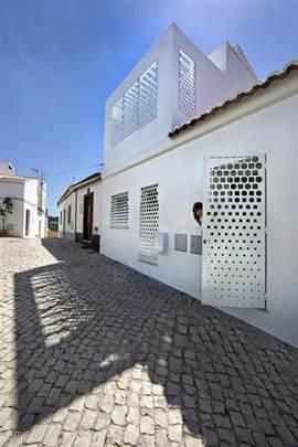 Aanzicht vanaf Rua da Arrochela