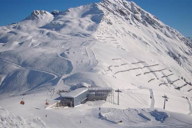Vacation rental Austria, Vorarlberg, Schruns Apartment Enzian