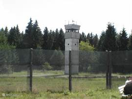 watchtower of the GDR