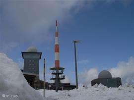 brocken 1142 m hoog