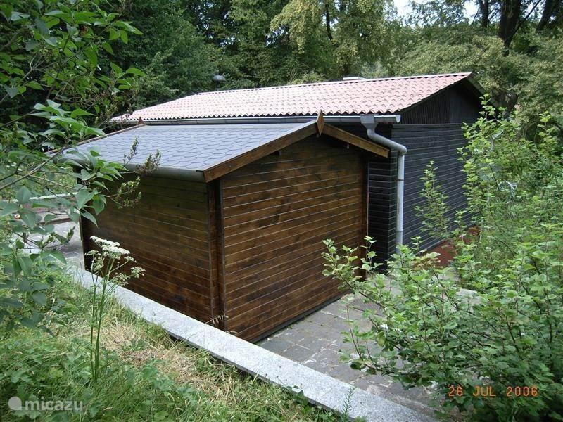 Vakantiehuis Duitsland, Harz, Güntersberge Chalet Chalet in het Heksenland De Harz