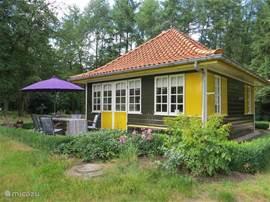 Gezellig terrasje pakken bij De Höw.