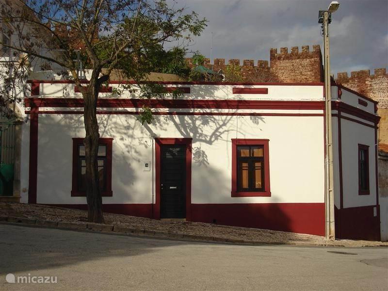 Vakantiehuis Portugal, Algarve, Silves - stadswoning Casa Castelo