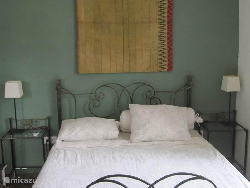De 'master bedroom'.