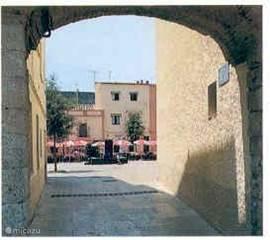 Casa Carima - Hospitalet dorpsplein