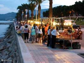 Casa Carima - Hospitalet avondmarkt