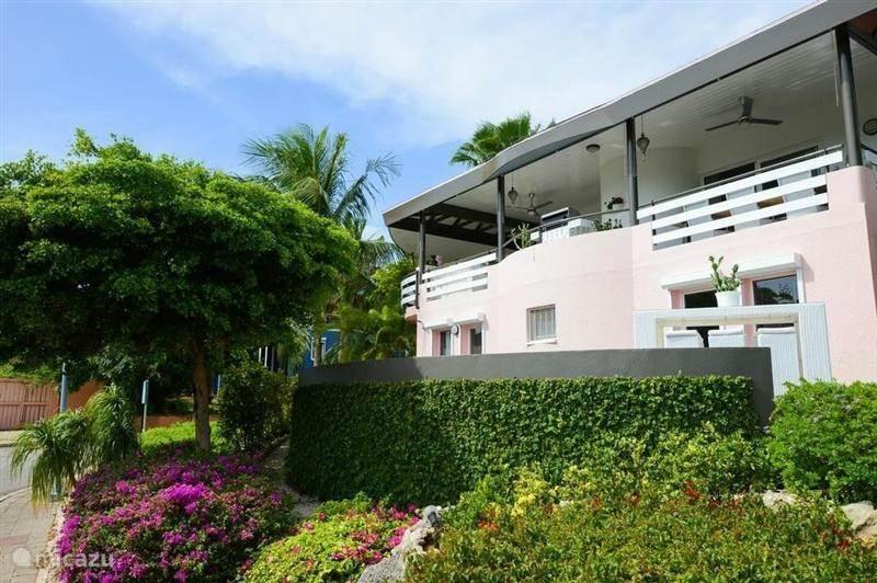 Vakantiehuis Curacao, Banda Ariba (oost), La Privada (Mambo Beach) villa Villa Bella Vista
