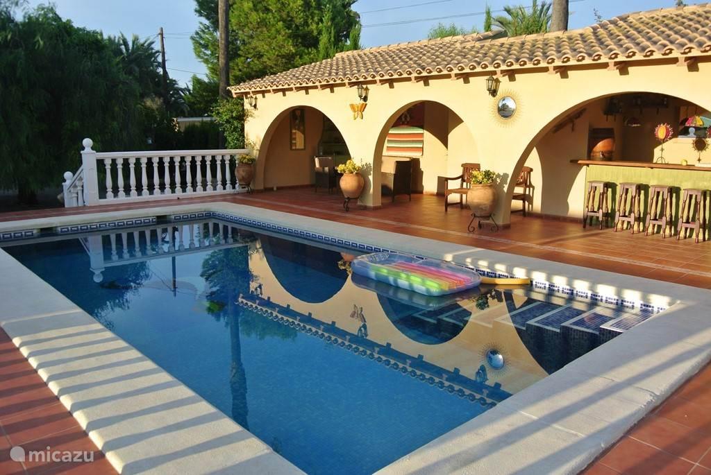 Vakantiehuis Spanje, Costa Blanca, La Marina vakantiehuis Casa El Viñedo