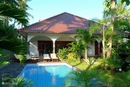 Vakantiehuis Indonesië – villa Villa Kelapa