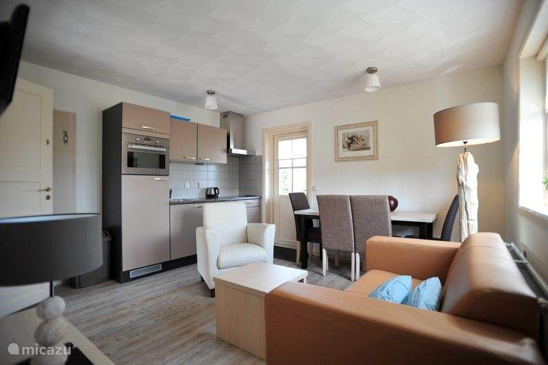 Vakantiehuis Nederland, Noord-Holland, Egmond aan Zee Vakantiehuis Appartement Natuurlijk