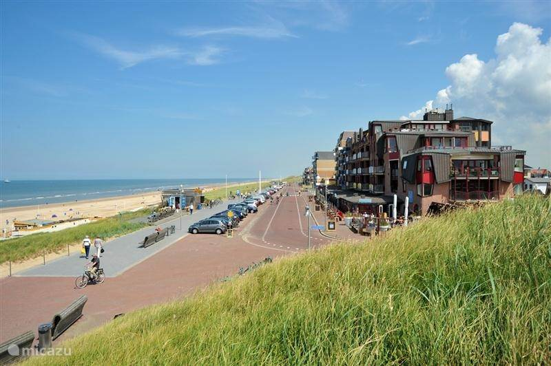 Vakantiehuis Nederland, Noord-Holland, Egmond aan Zee - vakantiehuis Residence Zeezicht