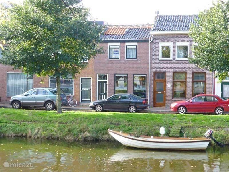 Vakantiehuis Nederland, Noord-Holland – stadswoning El Pescador