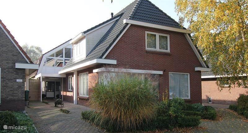 Vakantiehuis Nederland, Drenthe, Hoogeveen - vakantiehuis Vakantiewoning Afterdaan