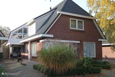 Vakantiehuis Nederland, Drenthe, Hoogeveen vakantiehuis Vakantiewoning Afterdaan