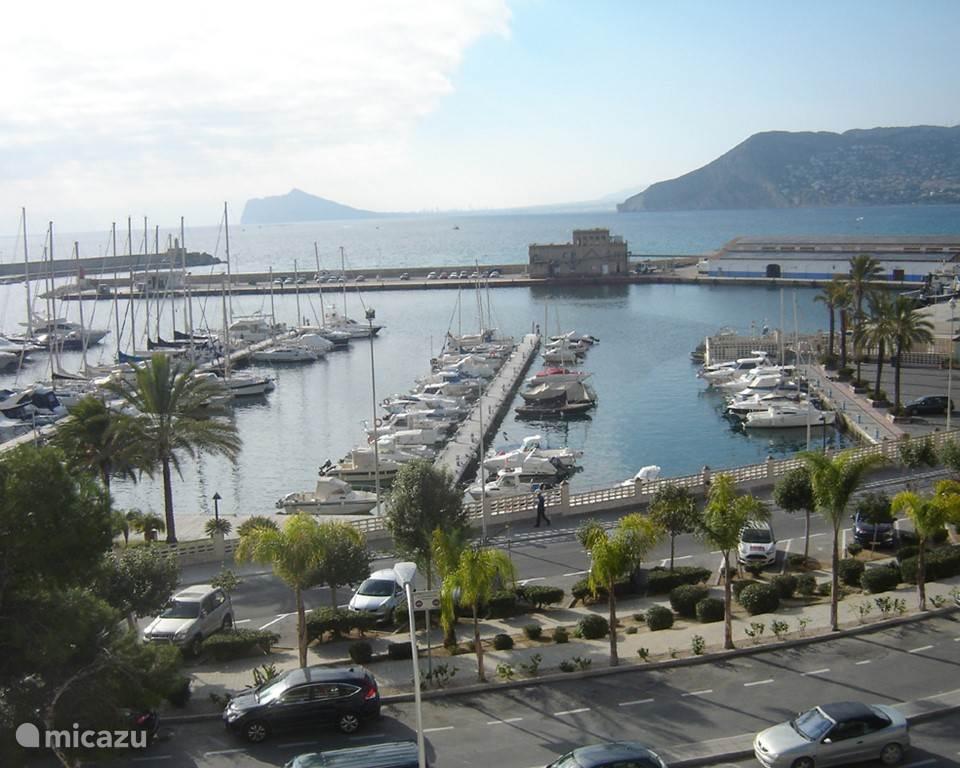 Vakantiehuis Spanje, Costa Blanca, Calpe - appartement appt. Club Nautico