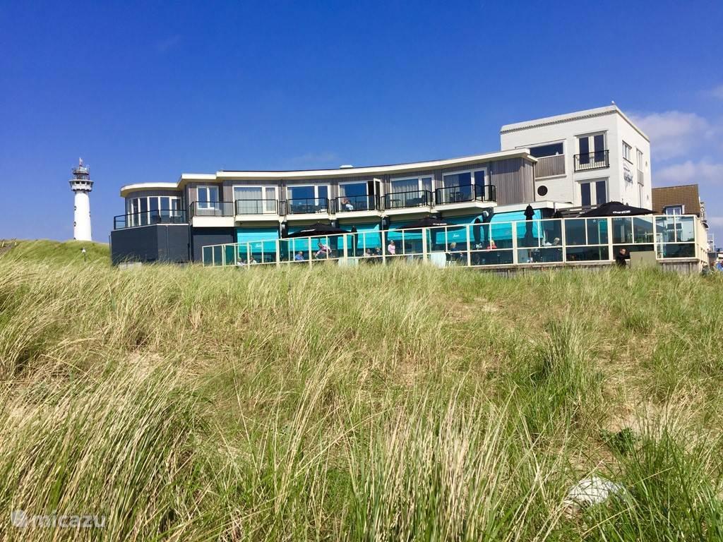 Appartement aan het strand