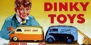 Een leuk museum voor regenachtige dagen: Dinky Toys