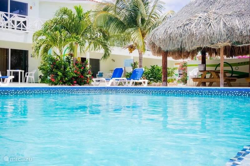 Vacation rental Curaçao, Banda Abou (West), Lagun Apartment Apartment Bon Tata Curacao
